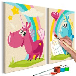 Kifestő - Sweet Unicorns