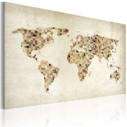 Kép - Beige árnyalatú of the World