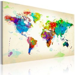 Kép - All colors of the world