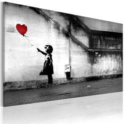 Kép - hope (Banksy)