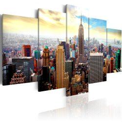 Kép - Heart of the city 100x50