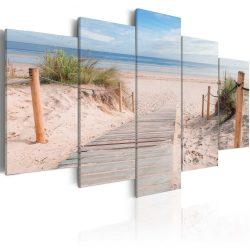 Kép - Morning on the beach 200x100