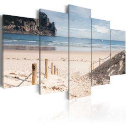 Kép - Walk by the sea