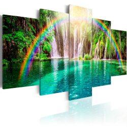 Kép - Rainbow time 100x50