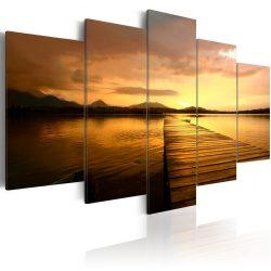 Kép - Sunset Island 100x50