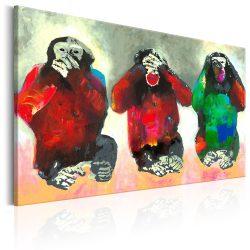 Kép - Three Wise Monkeys
