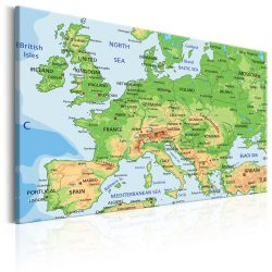 Kép - Map of Europe