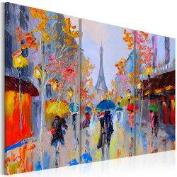 Kép - Rainy Paris
