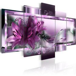 Kép - Purple Lilies
