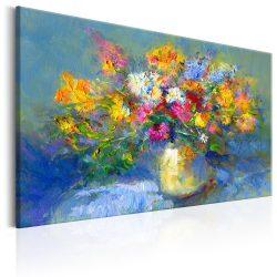 Kézzel festett kép -  Autumn Bouquet
