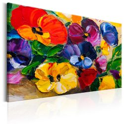Kép - Spring Pansies