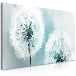 Kép - Fluffy Dandelions (1 Part) Grey Wide