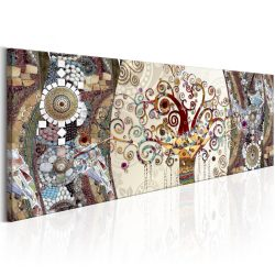 Kép - Mosaic Abstract 135x45