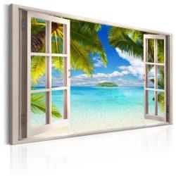 Kép - Window: Sea View