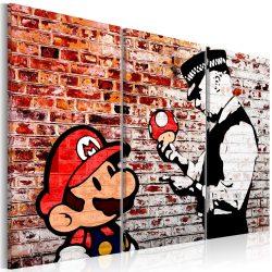 Kép - Mural on Brick 90x60