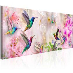 Kép - Colourful Hummingbirds (1 Part) Narrow