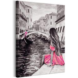 Kép - Woman in Venice (1 Part) Vertical