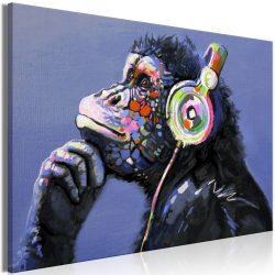 Kép - Musical Monkey (1 Part) Wide