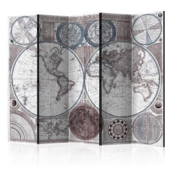 Paraván - Terraqueous Globe [Room Dividers]