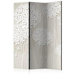 Paraván - Paper Dandelions [Room Dividers]