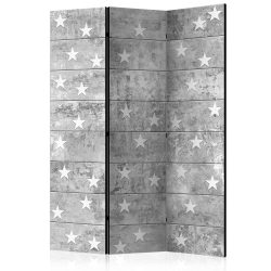 Paraván - Stars on Concrete [Room Dividers]
