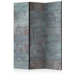 Paraván - Turquoise Concrete [Room Dividers]