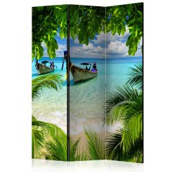 Paraván - Tropical Paradise [Room Dividers]