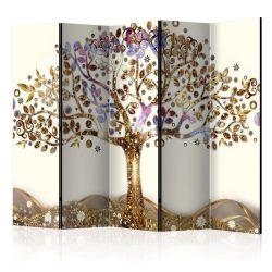 Paraván - Golden Tree II [Room Dividers] 225x172