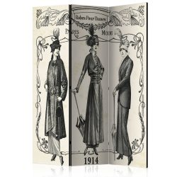 Paraván - Dress 1914 [Room Dividers]