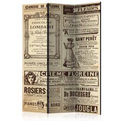 Paraván - Vintage Magazines [Room Dividers]