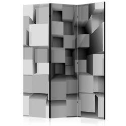 Paraván - Geometric Puzzle [Room Dividers]