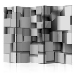 Paraván - Geometric Puzzle II [Room Dividers]