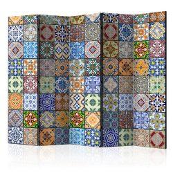 Paraván - Colorful Mosaic II [Room Dividers] 225x172