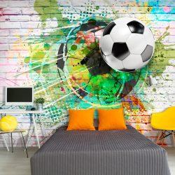 Fotótapéta - Colourful Sport