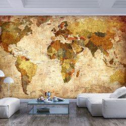 Fotótapéta - Old World Map
