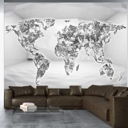 Fotótapéta térkép - Diamond map Világtérkép 150x105
