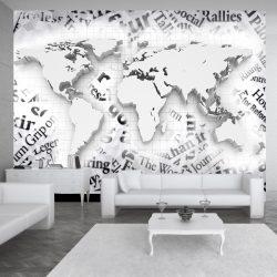 Fotótapéta - The world of newspapers