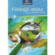 CR-0022  5-10. évfolyam Földrajzi atlasz Cartographia Tankönyvkiadó