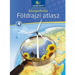 CR-0033 Középiskolai földrajzi atlasz Cartographia Tankönyvkiadó