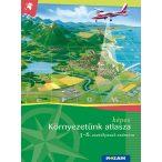 MS-4103 Képes környezetünk atlasza Mozaik kiadó 3-6. osztály számára