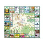 Szentgotthárd térkép, Szentgotthárd várostérkép Térképház Szentgotthárd és járás