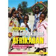 Önkénteskaland Afrikában Dekameron kiadó 2014