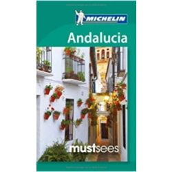 Andalucia útikönyv Michelin mustsees guide
