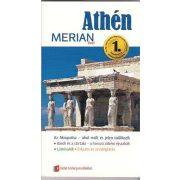 Athén útikönyv Merian kiadó