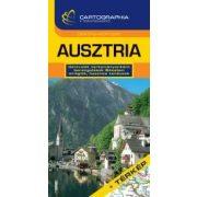 Ausztria útikönyv Cartographia