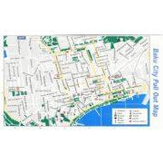 Baku térkép, Baku várostérkép, Baki térkép