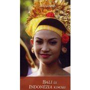 Bali és Indonézia kincsei útikönyv Reneszánsz Kiadó 2013