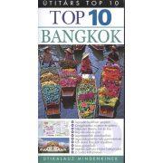 Bangkok útikönyv Top 10 Panemex kiadó