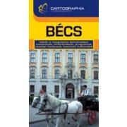 Bécs útikönyv Cartographia kiadó