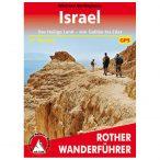 Izrael túrakalauz Bergverlag Rother német   RO 4498  ISRAEL DAS HEILIGE LAND – VON GALILÄA BIS EILAT